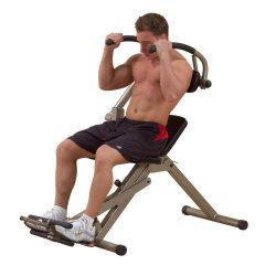 Best Fitness Semi-Recumbent Ab Bench BFAB20