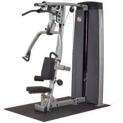 Body-Solid Pro Dual Vertical Press & Lat Machine DPLS-SF