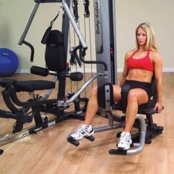 Body-Solid G2B Bi-Angular Home Gym + Inner / Outer Thigh
