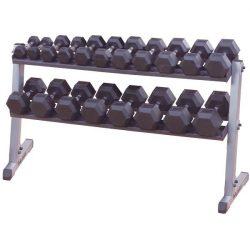 Body-Solid Pro Dumbbell Rack GDR60