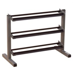 Body-Solid 3 Tier Dumbbell Rack GDR363