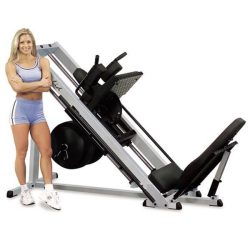 Body-Solid Pro Club Line Commercial Leg Press 45° GLPH2100