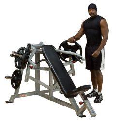 Body-Solid Pro Club Line Leverage Incline Bench Press LVIP