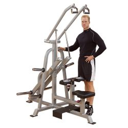 Body-Solid Pro Club Line Leverage hátgép (LVLA)