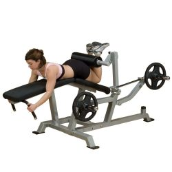 Body-Solid Pro Club Line Leverage Leg Curl LVLC