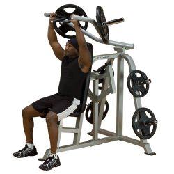 Body-Solid Pro Club Line Leverage Shoulder Press LVSP
