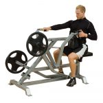 Body-Solid Pro Club Line Leverage Seated Row LVSR