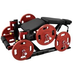 Body-Solid Leg Curl Machine (PLLC)