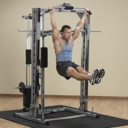 Powerline Smith Machine + Lat Attach. + Weight + Pec Attach.