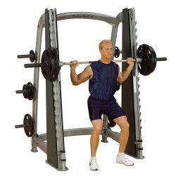 Body-Solid Pro Club Line Counter-Balanced Smith Machine SCB1000