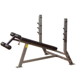 Body-Solid Decline Olympic Bench SDB351G