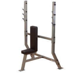 Body-Solid Shoulder Press Olympic Bench SPB368G