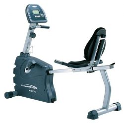 Body-Solid Steelflex Recumbent Exercise Bike XB-4500H