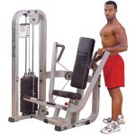 Body-Solid Pro Club Line Chest Press SBP100G-2