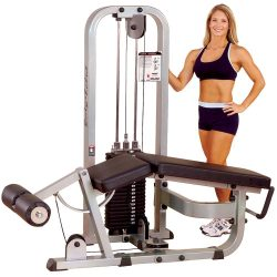 Body-Solid Pro Club Line Leg Curl SLC400G-2