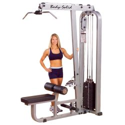 Body-Solid Pro Club Line Lat Mid Row SLM300G-2