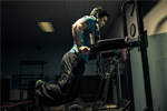 Otthoni edzőterem