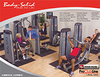 Body-Solid Commercial Equipment Catalog