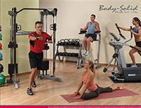 Body-Solid Home Gym Catalog